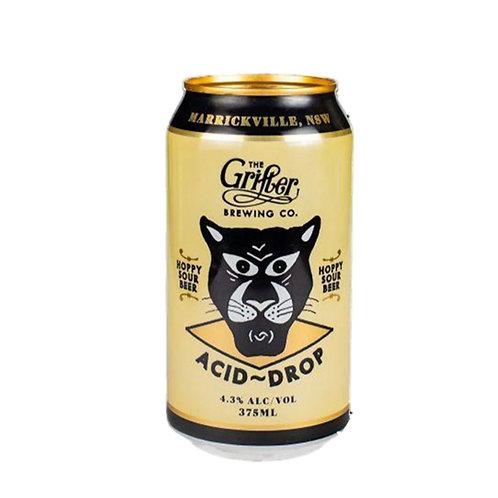 Grifter Acid Drop Hoppy Sour Cans 375mL 4.3%