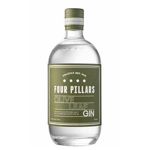 Four Pillars Olive Leaf Gin 43.8% 700ml