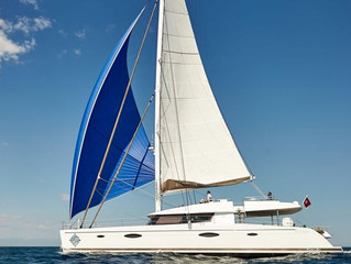 A Great Review from a recent charter aboard sailing Catamaran LIR in the British Virgin Islands