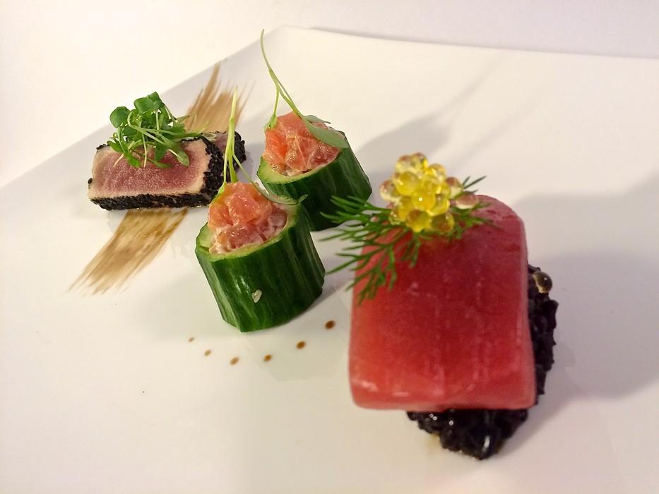 Tuna Trio