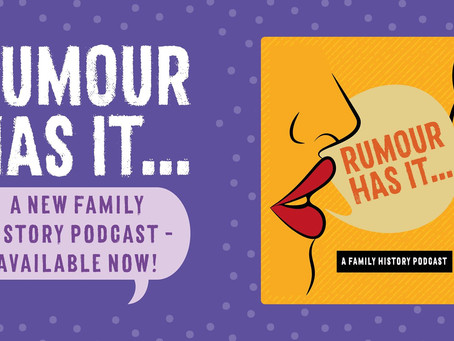 'Rumour Has It': Podcast episode 1 now available!