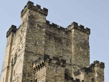 Poem: Rowan McCabe / Newcastle Castle