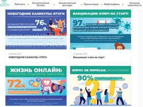 Лучшие сайты с инфографикой для использования на уроках РКИ