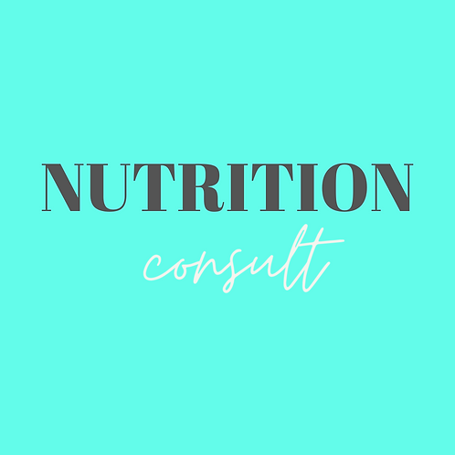 Nutrition & Flexible Dieting Consult
