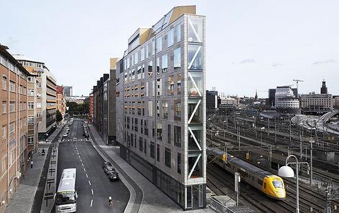 Kv. Klassföreståndaren - Flat Iron Building