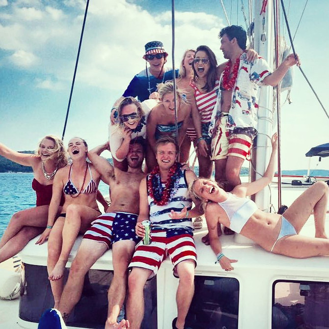 Do's and Don't's for Yacht Week