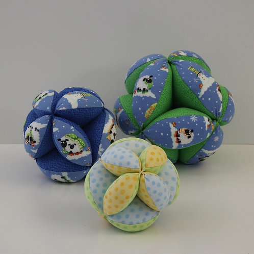 Spielbälle - Materialpackungen