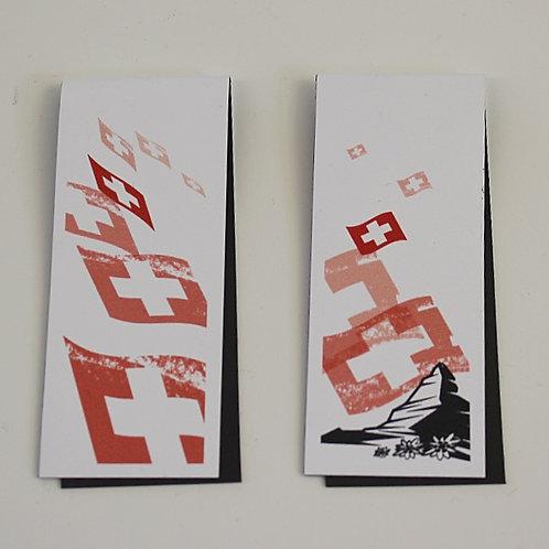 Buchzeichen-Magnet