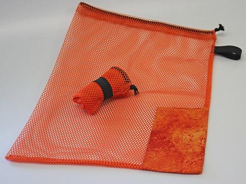 Einkaufsnetzli-Rolle - Materialpackung