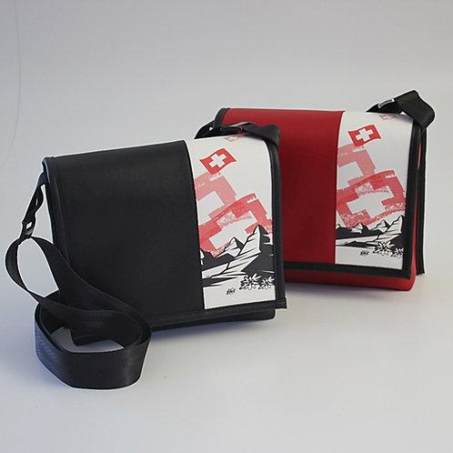 Tasche City-Bag Motiv im Hochformat