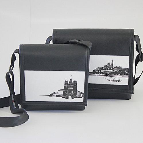 Tasche City-Bag quadratisch