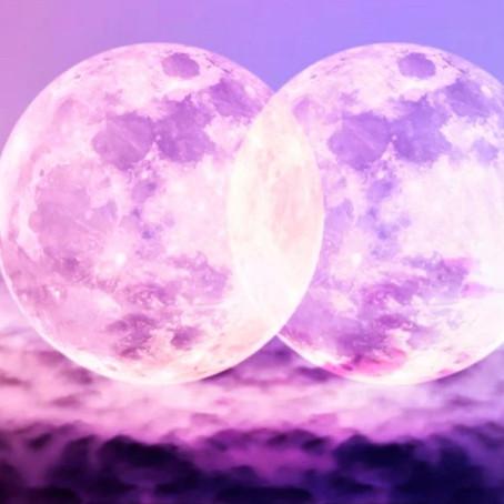 Gemini Full Moon ~ Harnessing the Energy