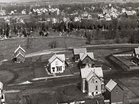 Bluff City Cemetery Investigation