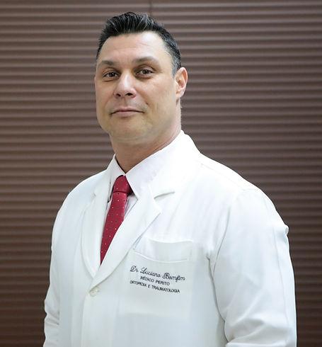 Médico Dr. Luciano Bomfim