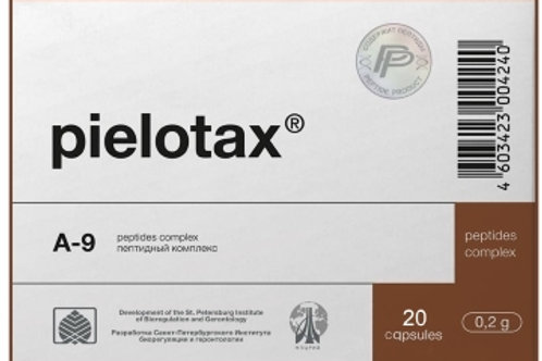 Kidney Peptide Pielotax® 20 Capsules