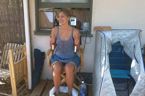 30 Minute Ionic Detox Foot Bath