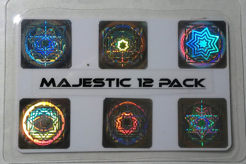 Majestic 12 Custom Combo Pack