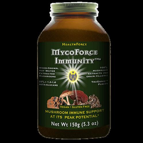 Myco-Force Immunity 150g Medicinal Mushroom Blend