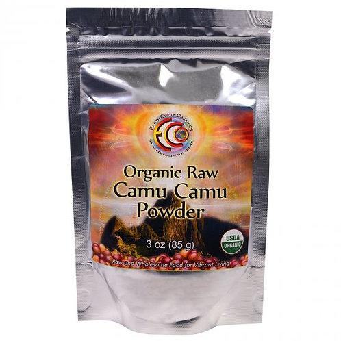 Organic Vitamin C Camu Camu 3 Oz. Powder