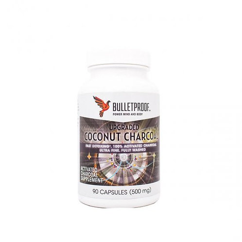 Upgraded Coconut Charcoal (90 Capsules)