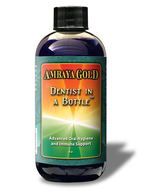 Dentist in a Bottle™  (8 oz.) Helps Prevent Tooth and Gum Decay