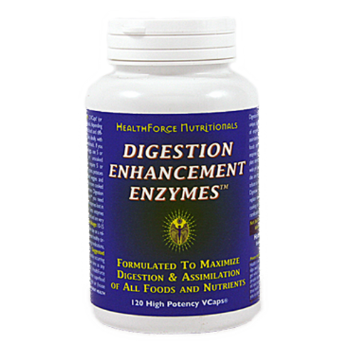 Digestion Enhancement Enzymes Capsules (120)