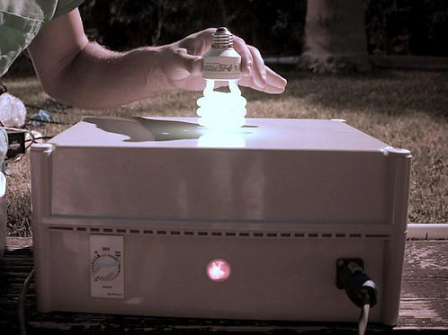 1 Million Volt Lifestream Generator- Energize, Ground & Clarity