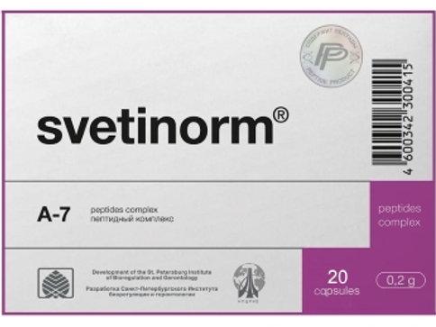 Liver Peptide Svetinorm® 20 Capsules