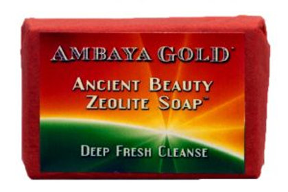 Ancient Beauty™ Zeolite Soap