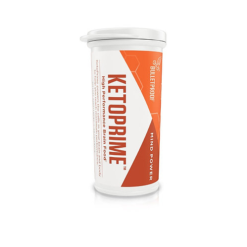 KetoPrime - ATP Energy & Brain Food