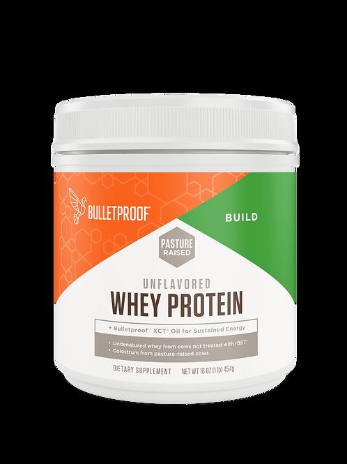 Whey Protein Net Wt. 16 oz.