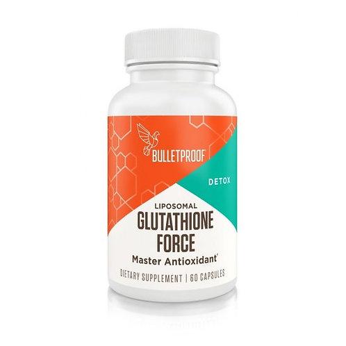 Glutathione Force - The Master Anti-Oxidant (90 ct)
