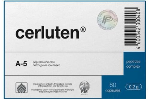 Brain & CNS Peptide Cerluten® 60 Capsules