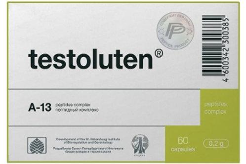 Testical Peptide Testoluten® 60 Capsule