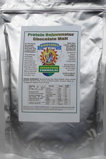 Protein Rejuvenator - Chocolate Malt Large (1200g)