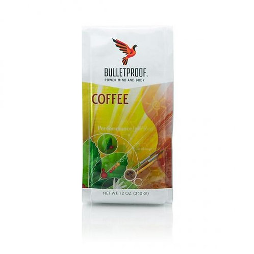 Upgraded Bulletproof Coffee (Whole Bean) -12 Oz.