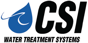 CSI Water Treatment System sold and installed by Hartley Well Drilling, Inc.