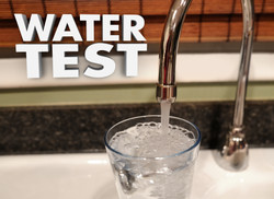 Water Test Faucet Filter Safe Drinkable Clear Clean Liquid