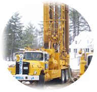 hartley well drilling rig for nh and me water wells