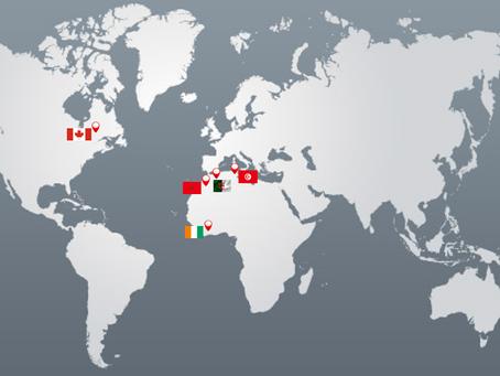 Signature avec notre partenaire en Algérie