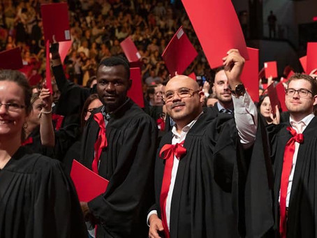 Cérémonie de graduation  ULaval