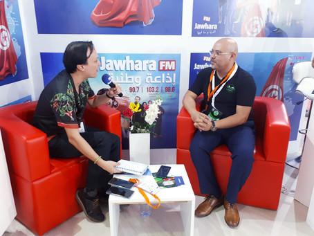 Entrevue Radio (SIAMAP 2019)