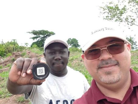 Visite de la région de Yamoussoukrou, Cote d'ivoire