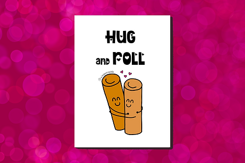 Hug & Roll
