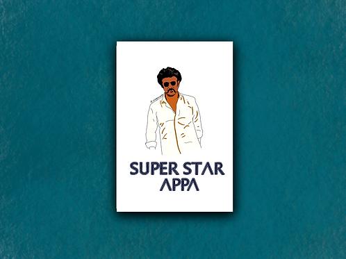 superstar appa