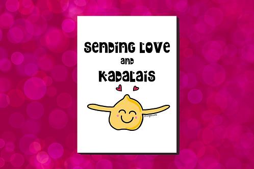 Sending love and kadalais