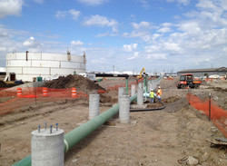 Kinder Morgan - Greensport, TX