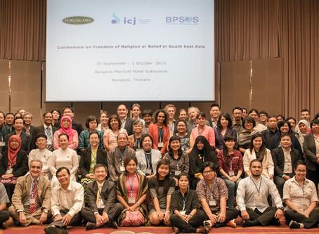 Nhiều tổ chức quốc tế lên tiếng ủng hộ Bàn Tròn Đa Tôn Giáo Việt Nam