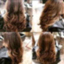 # colour #premierhairsalon #5star #hairdressing #goodsalonguide #balayage #colourmeltbalayage #hairc