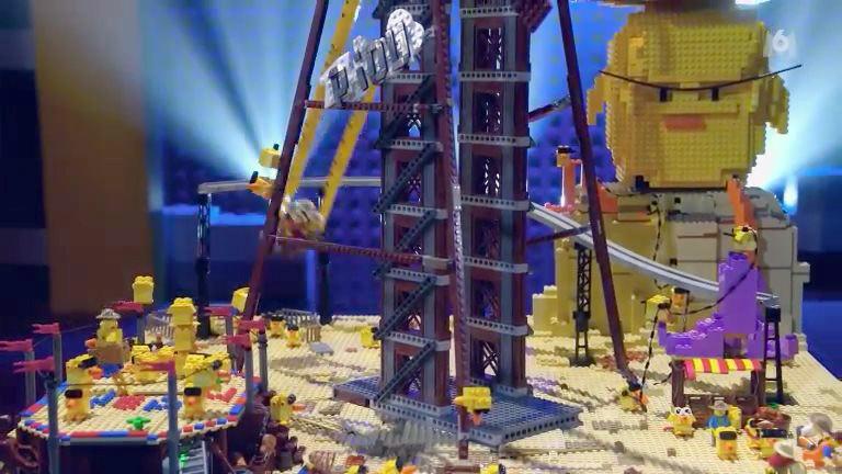 LEGO Masters France –Episode 1